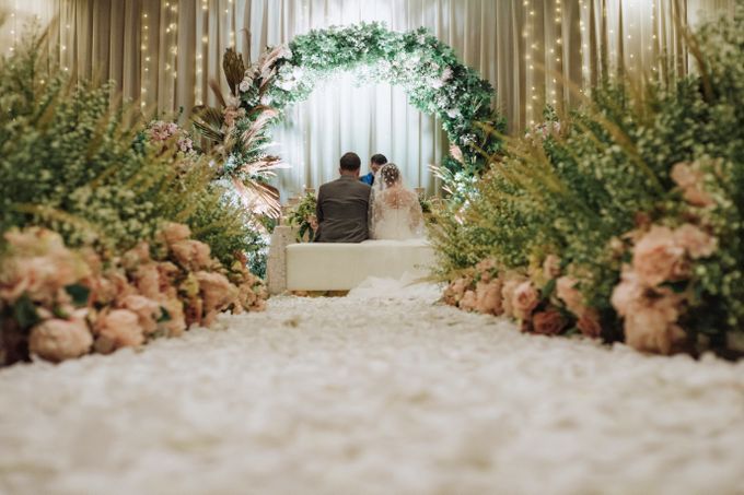 Rudy & Irene Wedding by One Heart Wedding - 040