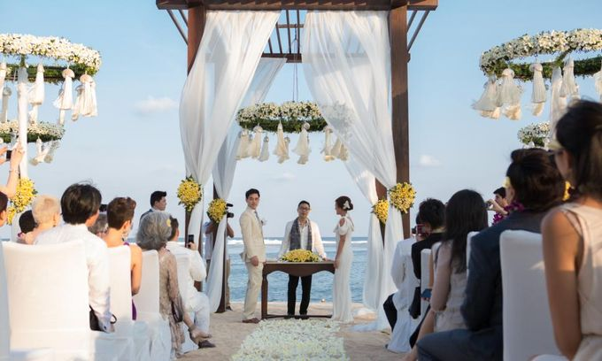 """Just say """"I DO"""" by Bali Wedding Films - 006"""
