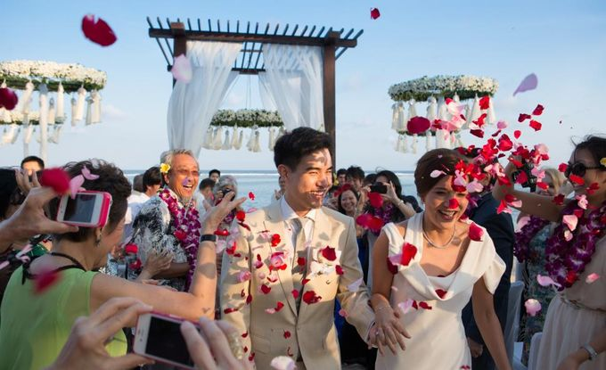 """Just say """"I DO"""" by Bali Wedding Films - 007"""