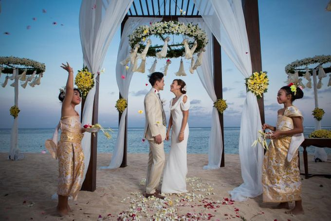 "Just say ""I DO"" by Bali Wedding Films - 008"