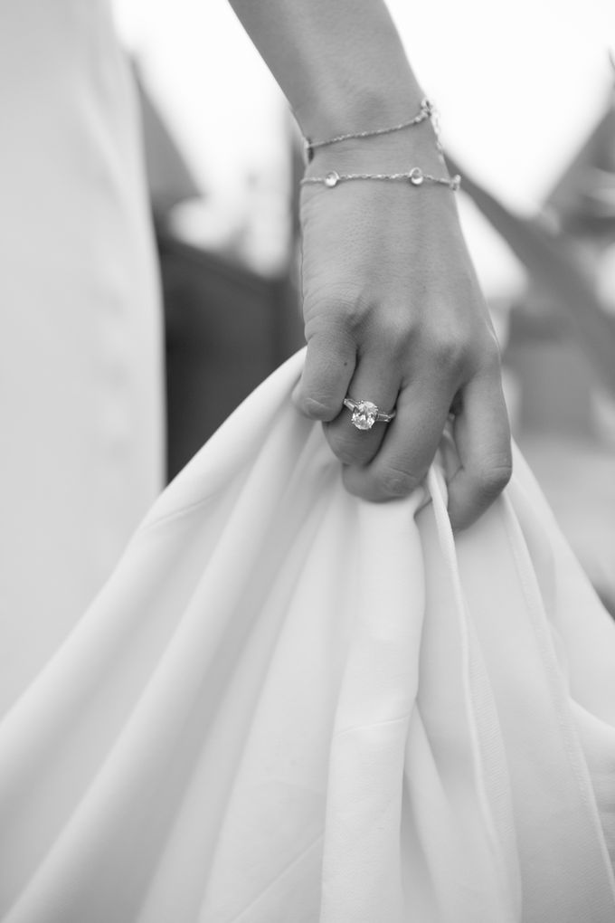"""Just say """"I DO"""" by Bali Wedding Films - 010"""
