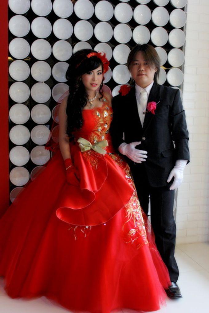 MIX OF THE WEDDING by NOKIE STUDIO - 001