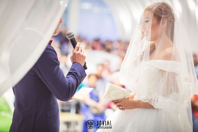 Wedding Actual Day & Pre Wedding by Jovial Photography - 011