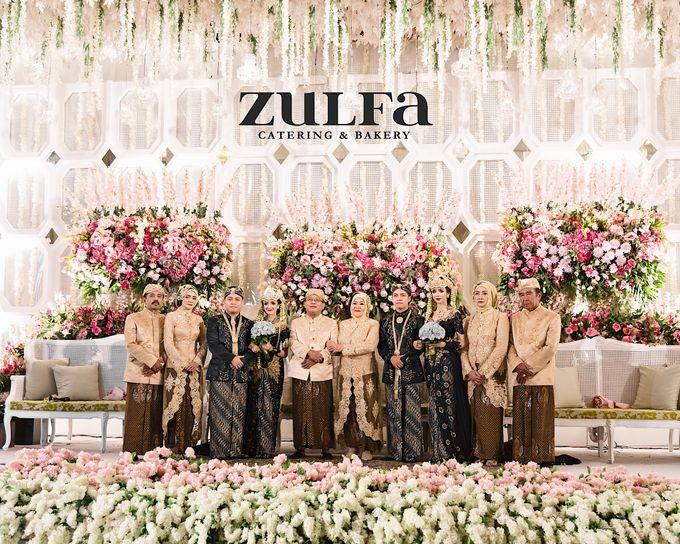 Kinan & Wildan - Novi & Fadhli -  20 Agustus 2017 by Zulfa Catering - 003