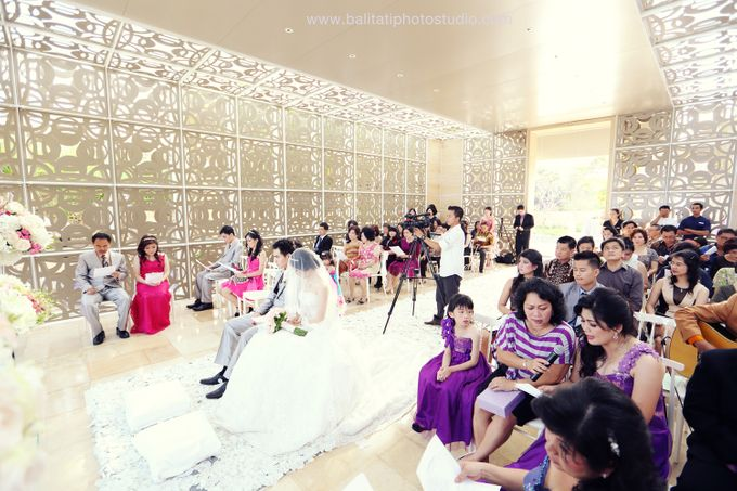 The Wedding of Ivan & Indah by Tati Photo - 027