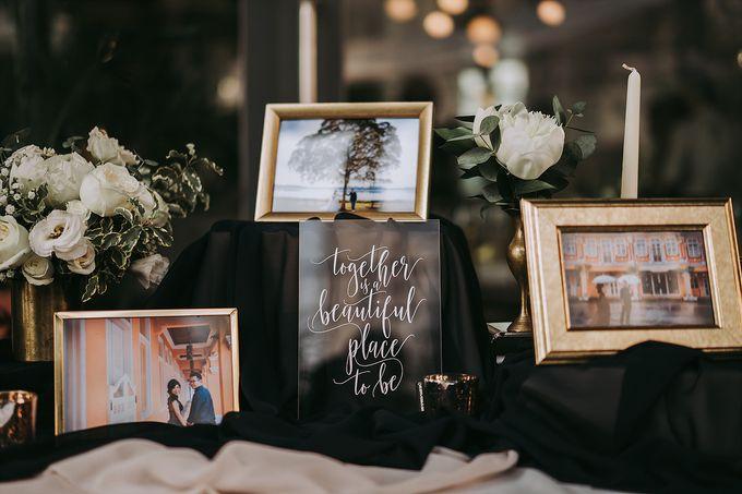 A Luxury Romantic Wedding by Glittering Carousel - 003