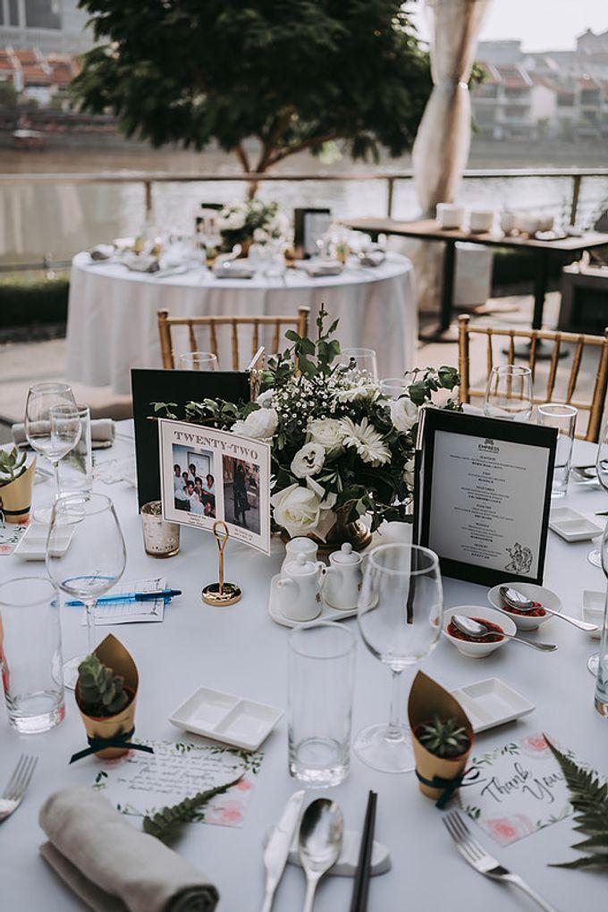 A Luxury Romantic Wedding by Glittering Carousel - 005