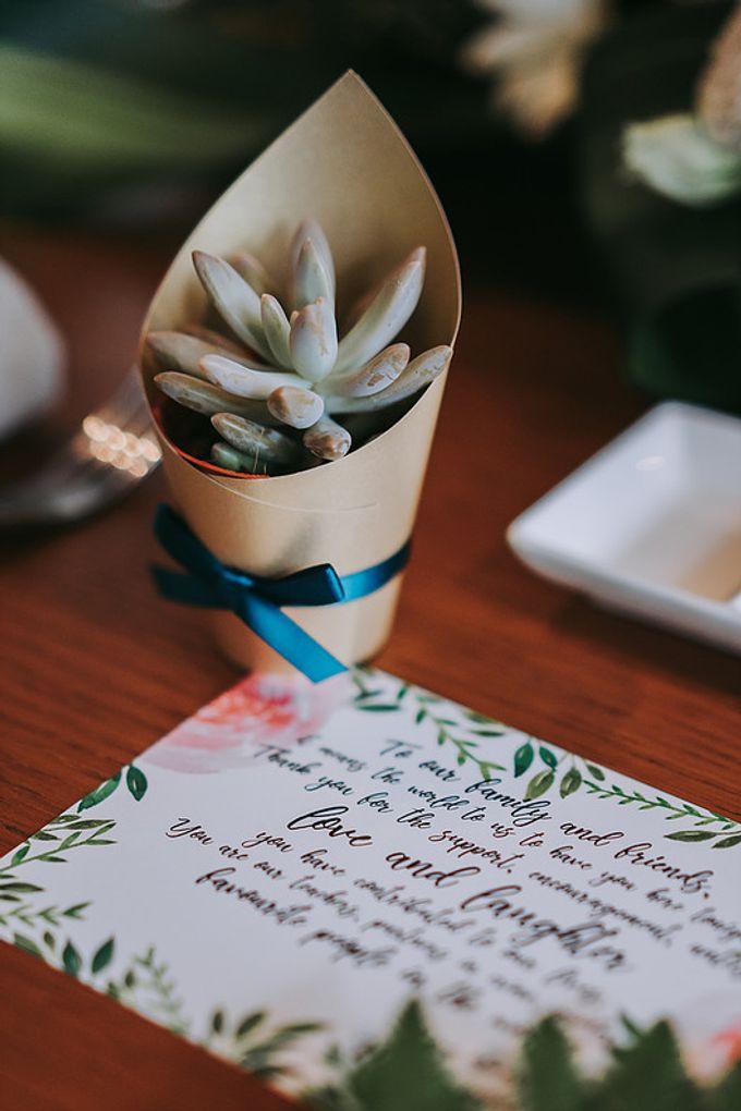 A Luxury Romantic Wedding by Glittering Carousel - 011