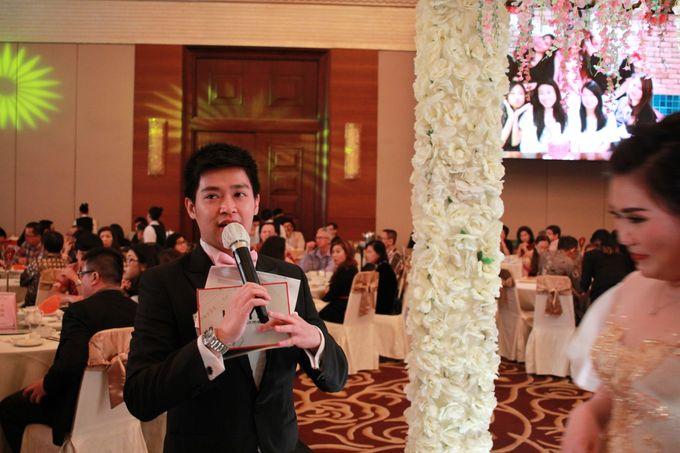 Anthony Stevven MC Wedding SunCity Jakarta by KEYS Entertainment - 009