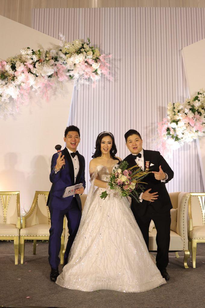 MC Wedding Double Tree Hotel Jakarta - Anthony Stevven by DONNY LIEM The Make Up Art - 004