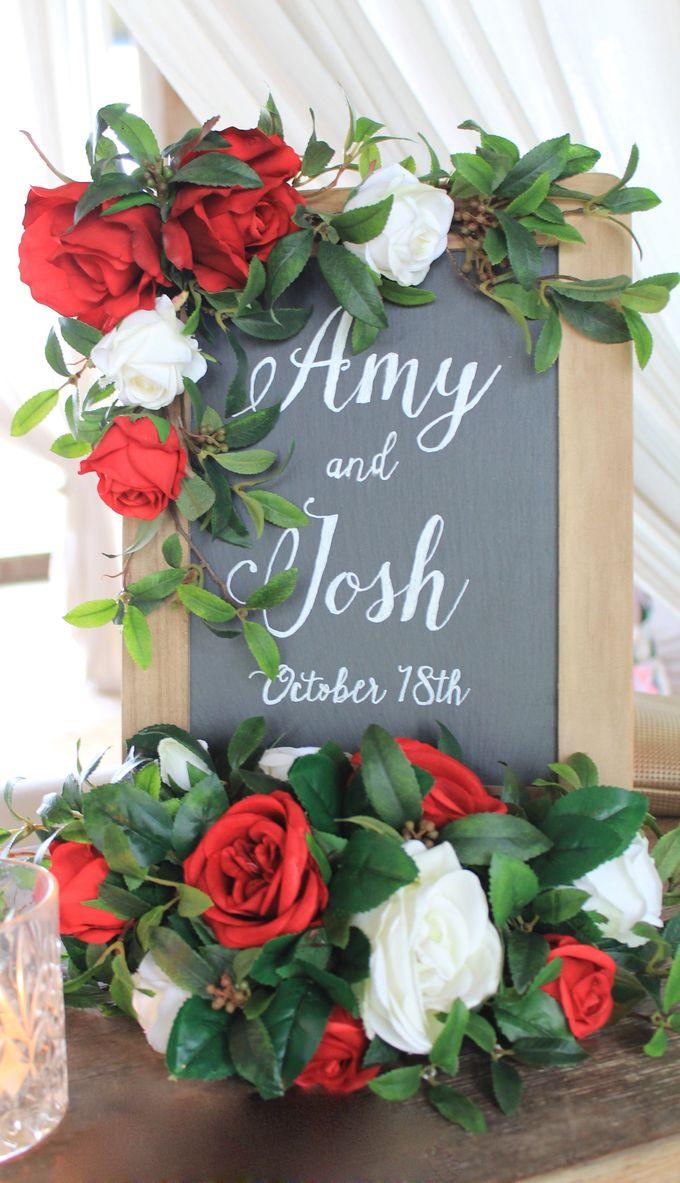 Amy & Josh Wedding Reception by KORI Catering - 001