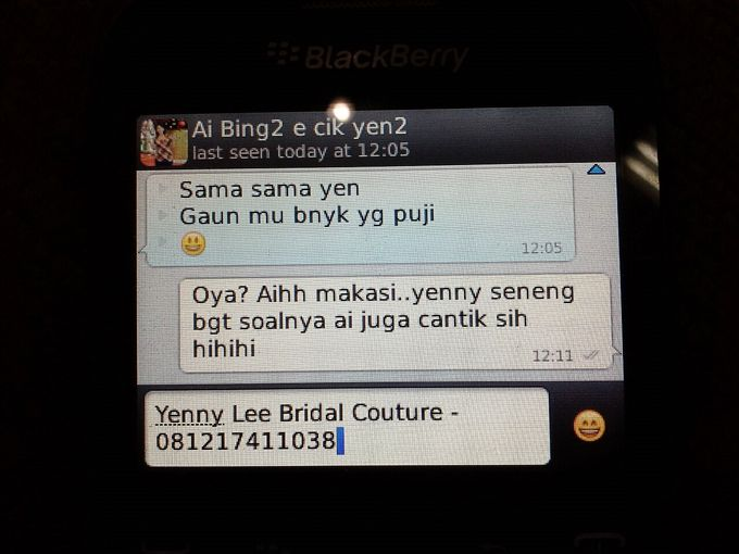 Testimonial by Yenny Lee Bridal Couture - 009