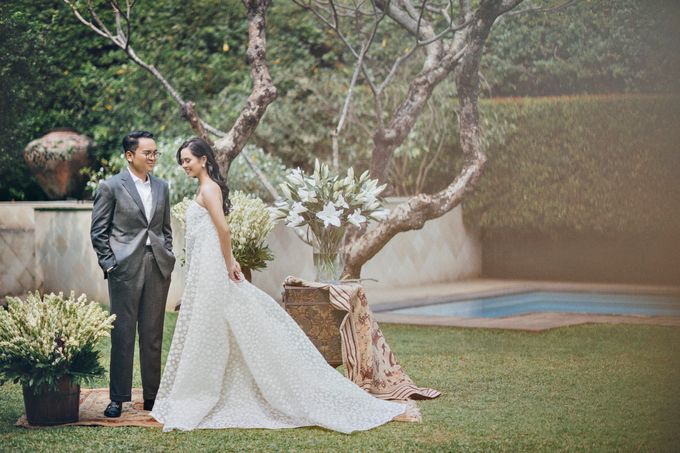 Ziky and Lidya Prewedding by JAYSU Weddings by Jacky Suharto - 015