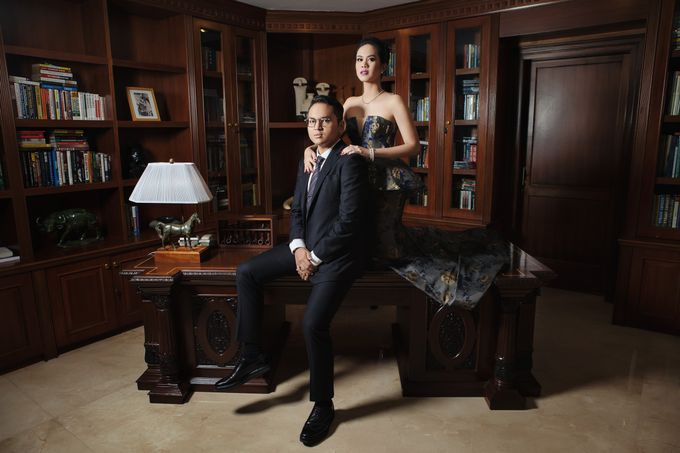 Ziky and Lidya Prewedding by JAYSU Weddings by Jacky Suharto - 009
