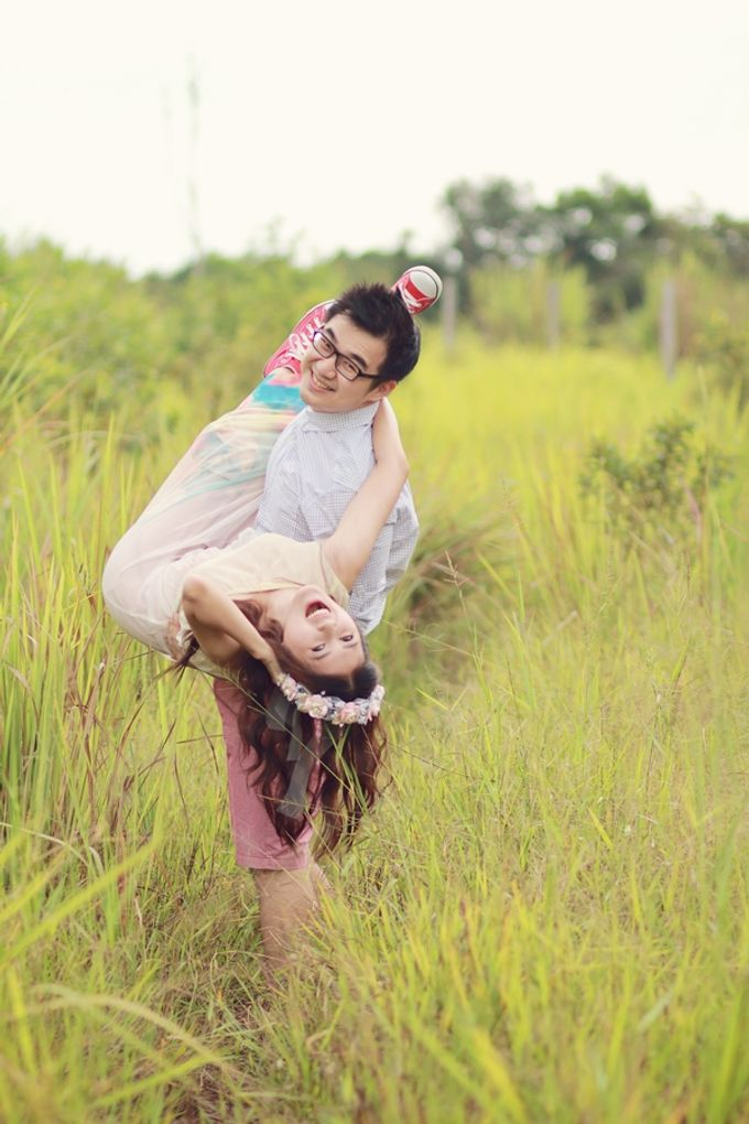 David & Vivi Prewed  and stopmotion by Phico photography - 004