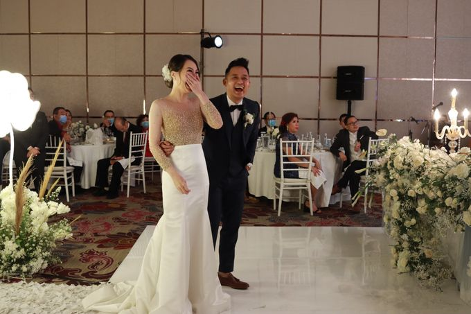MC Wedding Intimate Fairmont Jakarta - Anthony Stevven by Anthony Stevven - 045