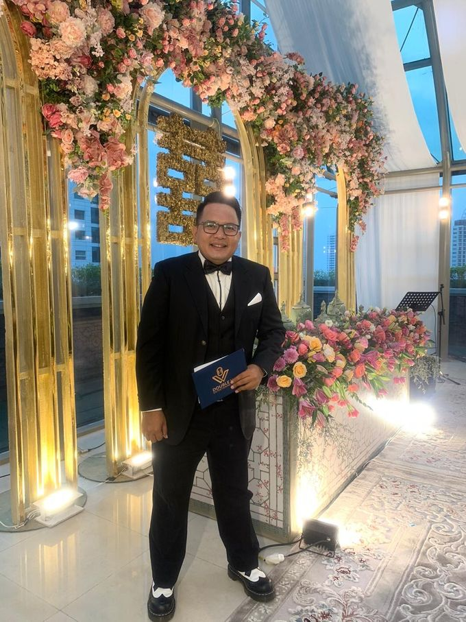 MC Sangjit & MC EngagementnThe Glass Terrace Grand Hyatt Jakarta  By Double V Entertainment by Lotus Design - 003