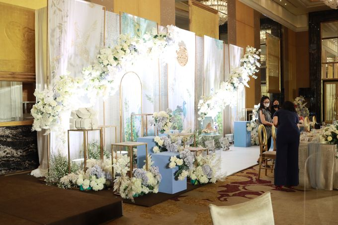 Entertainment Sangjit Hotel Mulia Jakarta by Double V Entertainment by Albert Yanuar - 001