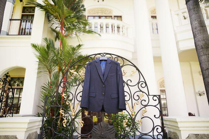 Albert & Jocelyn - Wedding Day by Grand City Mall & Convex - 009
