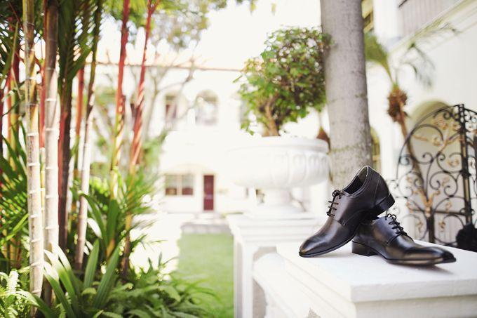 Albert & Jocelyn - Wedding Day by Grand City Mall & Convex - 008