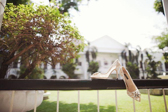 Albert & Jocelyn - Wedding Day by Grand City Mall & Convex - 002