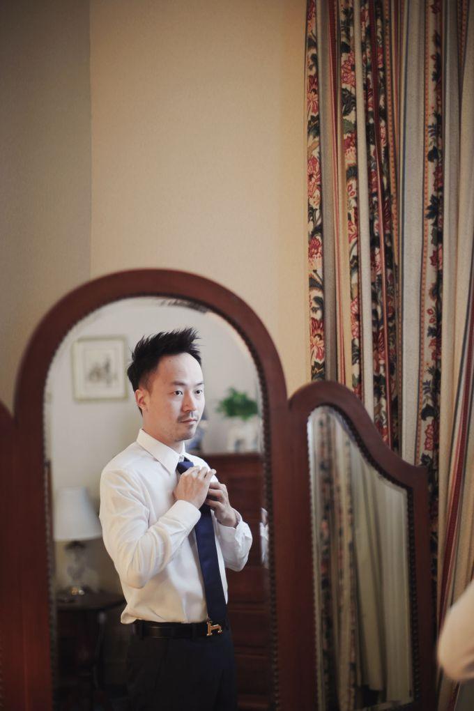 Albert & Jocelyn - Wedding Day by Grand City Mall & Convex - 012