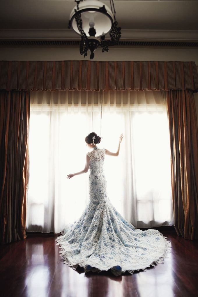 Albert & Jocelyn - Wedding Day by Grand City Mall & Convex - 014