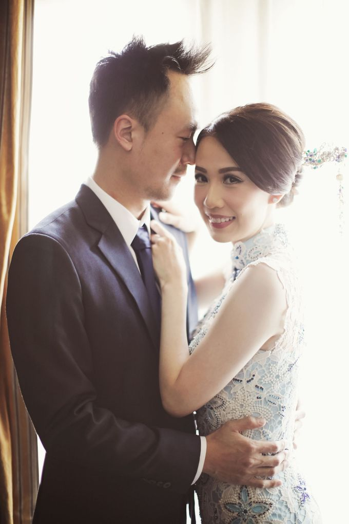 Albert & Jocelyn - Wedding Day by Grand City Mall & Convex - 016