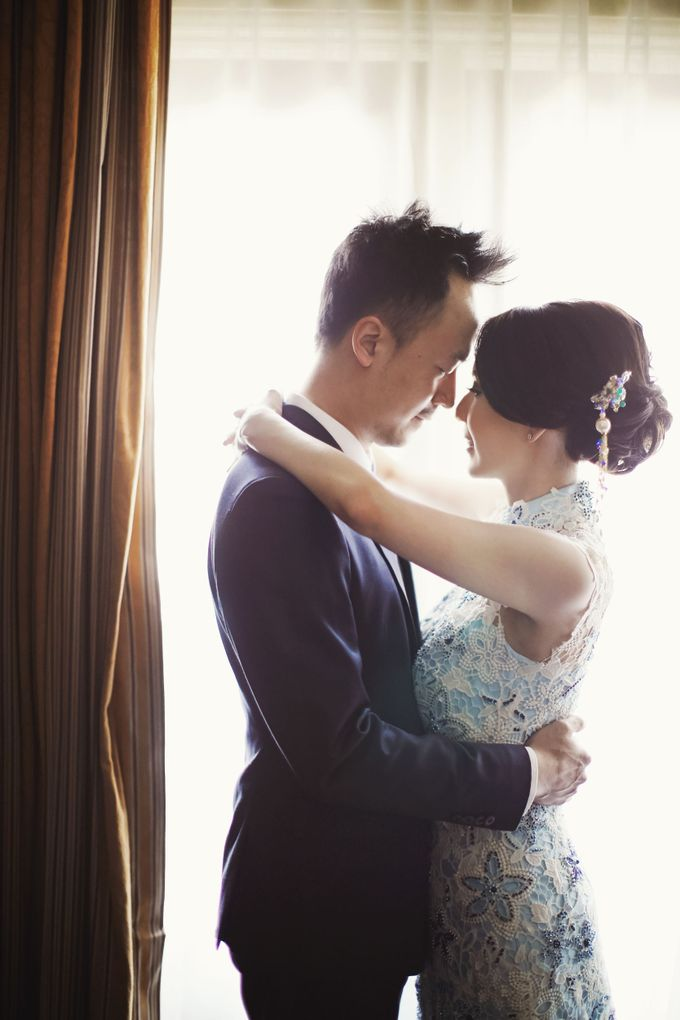 Albert & Jocelyn - Wedding Day by Grand City Mall & Convex - 017