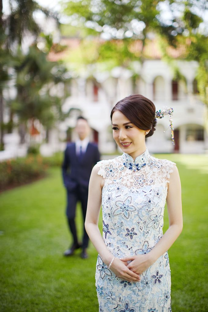 Albert & Jocelyn - Wedding Day by Grand City Mall & Convex - 018
