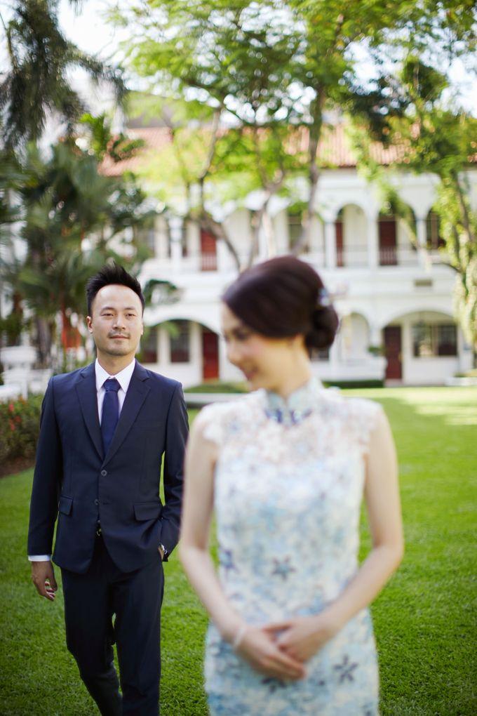 Albert & Jocelyn - Wedding Day by Grand City Mall & Convex - 019