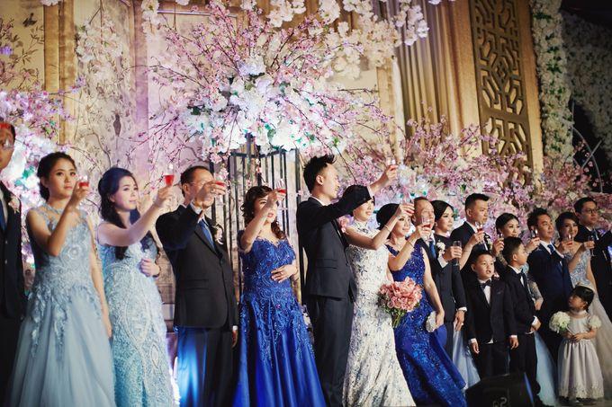 Albert & Jocelyn - Wedding Day by Grand City Mall & Convex - 025