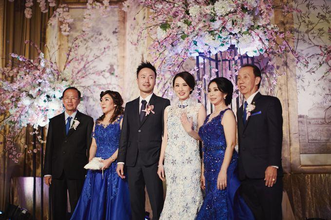 Albert & Jocelyn - Wedding Day by Grand City Mall & Convex - 029