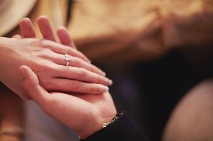 Albert & Jocelyn - Wedding Day by Grand City Mall & Convex - 027
