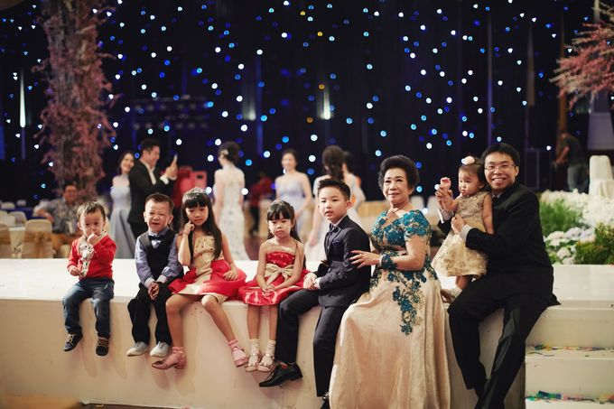 Albert & Jocelyn - Wedding Day by Grand City Mall & Convex - 032