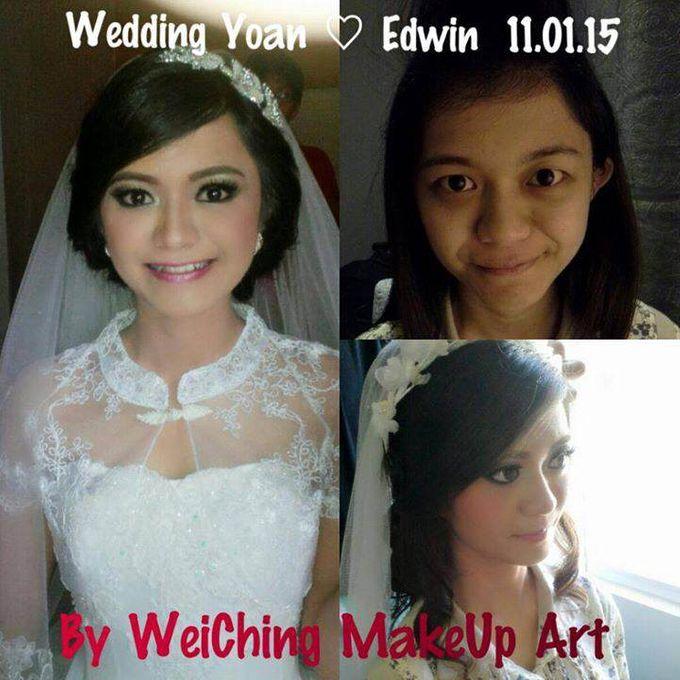 Weiching Bridal by Weiching Bridal Make Up - 013