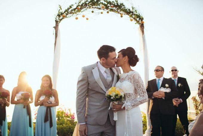Zach & Dina by Fabio Lorenzo Wedding Photography - 005