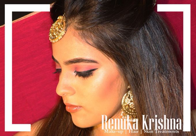 Makeup by Renuka Krishna - 005