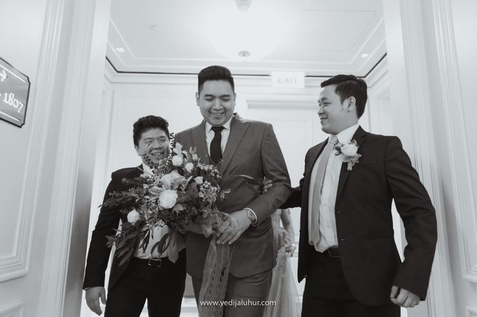 Aldo & Cynthia by Wong Hang Distinguished Tailor - 001