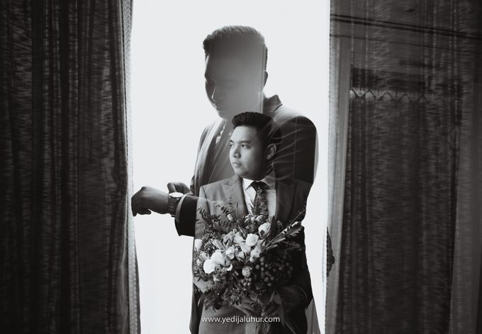 Aldo & Cynthia by Wong Hang Distinguished Tailor - 002
