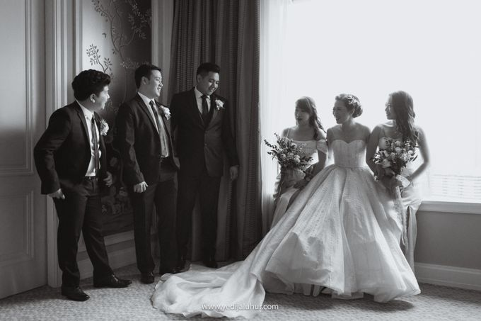 Aldo & Cynthia by Wong Hang Distinguished Tailor - 007