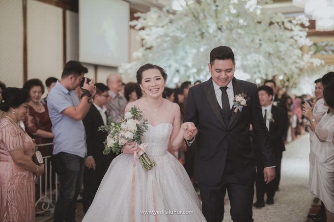 Aldo & Cynthia by Wong Hang Distinguished Tailor - 013
