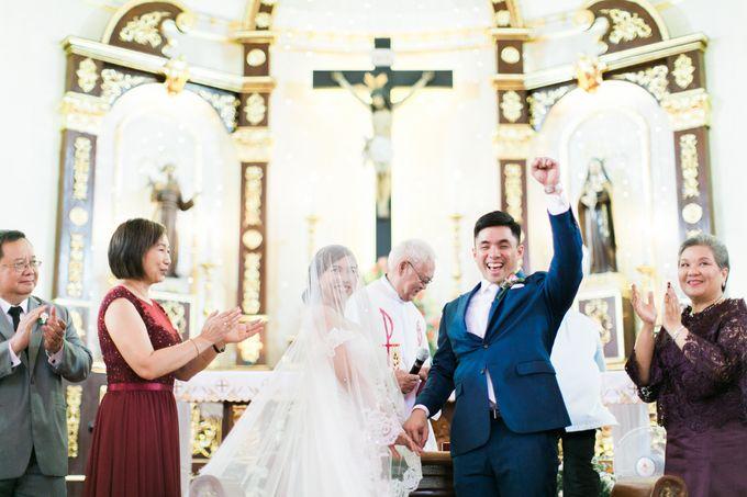 Paolo & Anamae Wedding by Ivy Tuason Photography - 029