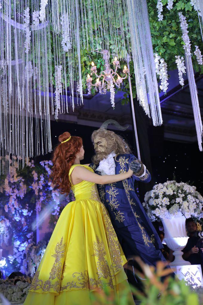 WEDDING ROBERT & SHYLVANA by Icreation - 023