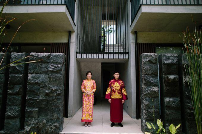 Luiz & Chu Chian by Bali Wedding Paradise - 016