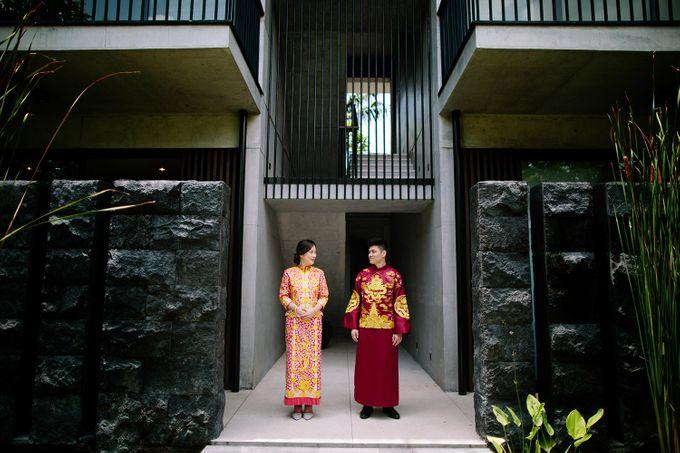 Luiz & Chu Chian by Bali Wedding Paradise - 017