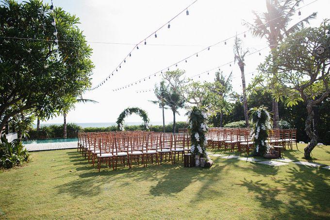 Luiz & Chu Chian by Bali Wedding Paradise - 020