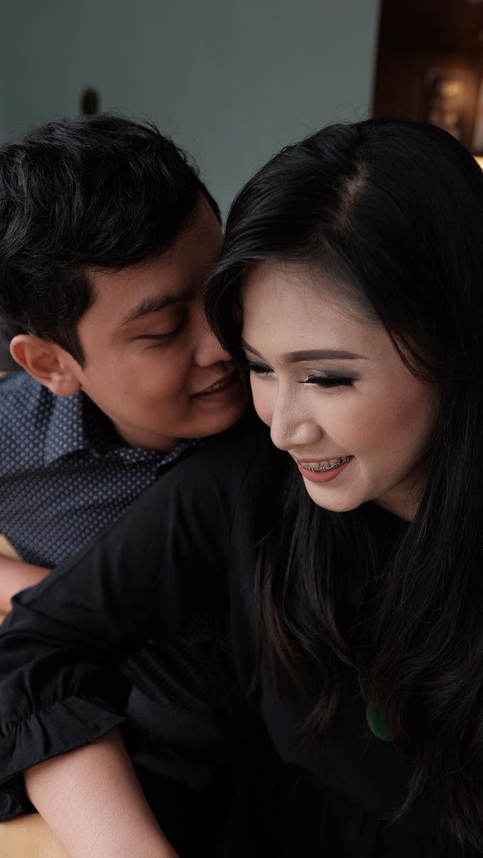 Prewedding Rizka n Reza by 3KENCANA PHOTOGRAPHY - 007