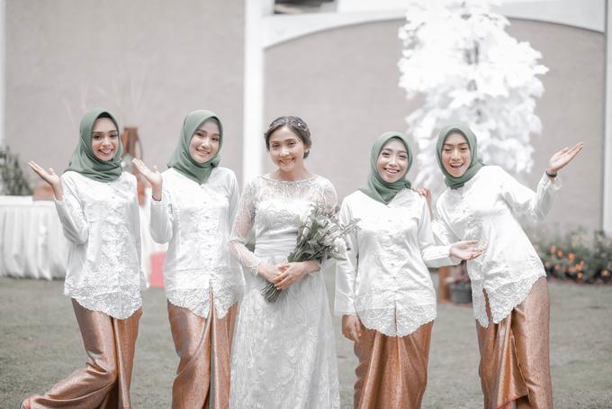 Wedding Loka n Lebdo by 3KENCANA PHOTOGRAPHY - 003