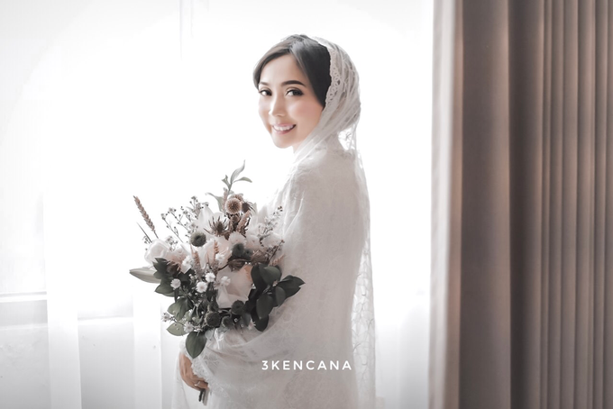 Wedding Loka n Lebdo by 3KENCANA PHOTOGRAPHY - 021